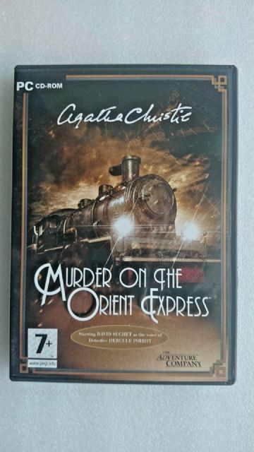 Agatha Christie: Murder on the Orient Express (PC: Windows, 2007)
